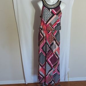 SANDRA DARREN dress sleeveless